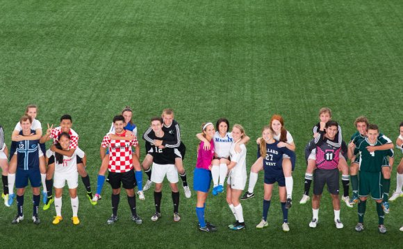 2015 All-Nebraska soccer