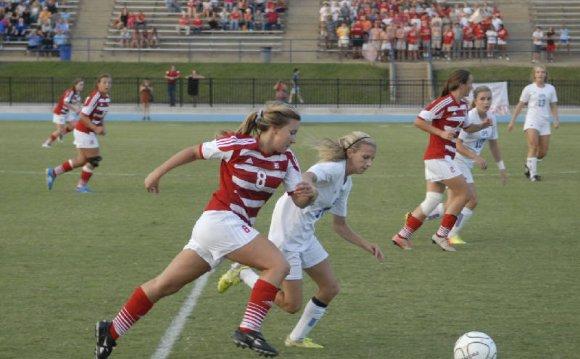 Baylor girls soccer team