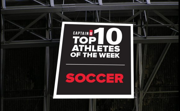 CaptainU Top 10 Soccer Players