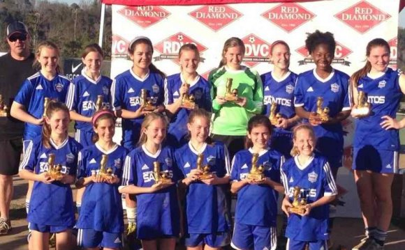 Girls Soccer Team Wins it