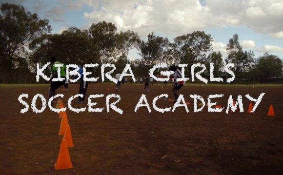 Kibera Girls Soccer Academy
