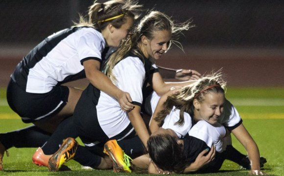 Soccer state championships on