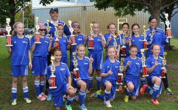 TEYSA Pride Girls U11 Soccer