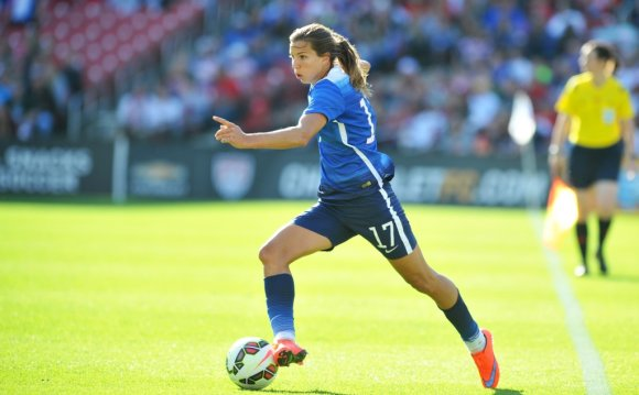 Tobin Heath vs