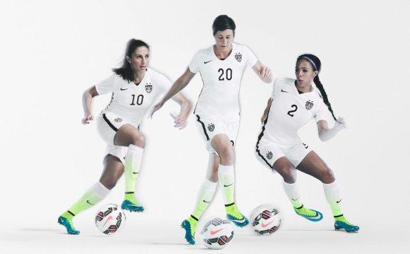 2015 WNT Nike Home Kit