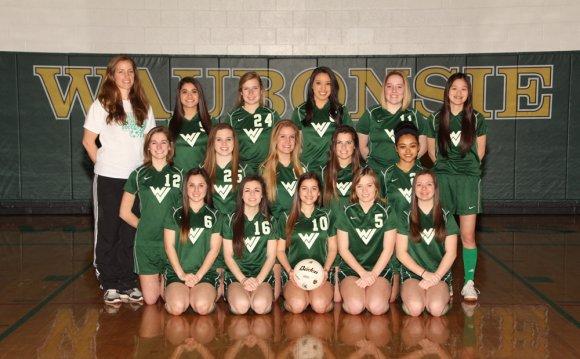 2015 Girls Varsity Soccer