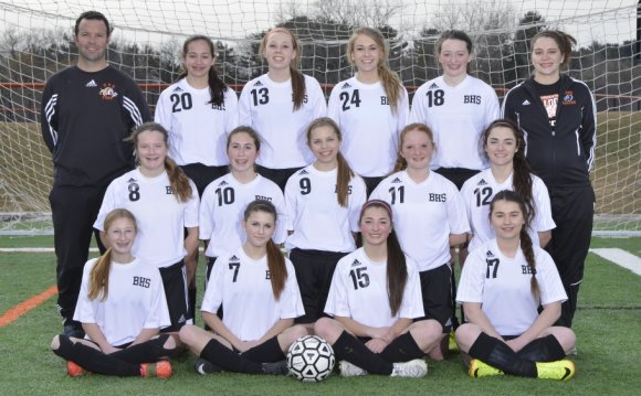 Soccer Girls team