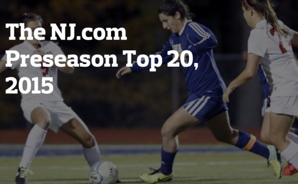 NJ.com girls soccer