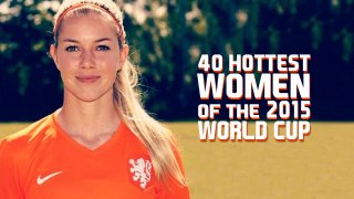 hottest female soccer players, world cup hot women