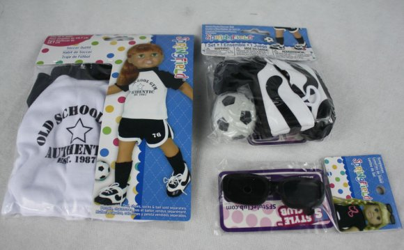 American Girl Soccer Outfit