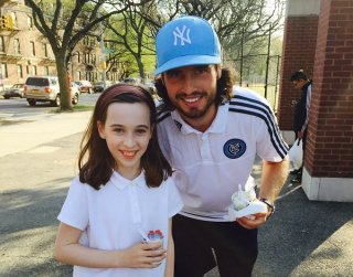 mix nycfc soccer kid reporter