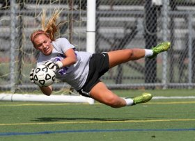Monroe goalie Erin Seppi was named to the Third Annual High School All-American Game, which will take place Dec. 5 in Raleigh, N.C.