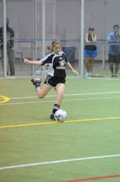soccer girl small