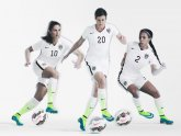 American Girls Soccer team