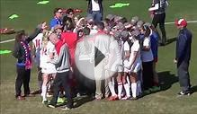 2015 CIF D1 Girls Soccer Championship Highlights