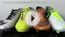5 Things Everyone Should Know About Soccer Cleats/Football
