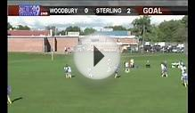 2012 Sterling High Girls Soccer vs Woodbury