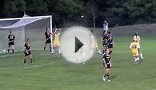 2011 Carmel High School Ladyhounds Soccer Week 2 Highlights