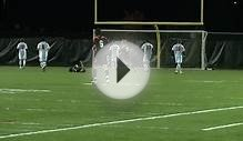 Amazing Soccer Goal Kick - Wayland High School - Boston, MA