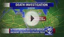 Girl dies at Queens College soccer summer camp