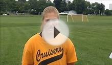 HHS Girls Soccer Team-Ice Bucket Challenge