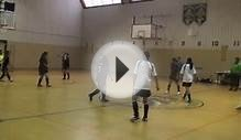 latin girls vs. latin stars indoor soccer