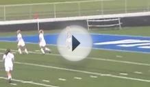 Ninja Soccer Goal—Pleasant Grove (Utah) High School Girls JV