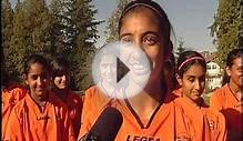 Punjabi Girls Soccer Team surrey