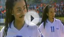 Shaolin soccer vs girl team