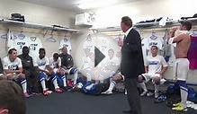 Soccer Coach Motivational Team Talk