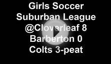 SportsInk.com: Ohio high school girls soccer- Cloverleaf 3