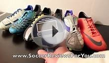 The Most Powerful Soccer Shoe - Play Test