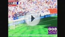 USA Defeats JAPAN in Womens World Cup Soccer in CANADA