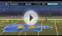 Wayzata vs. Minnetonka Girls High School Soccer