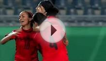 Women Soccer U20 World Cup | 2 Amazing Goals | Mexico vs