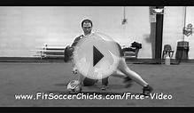 World Cup Girls Soccer Core Training