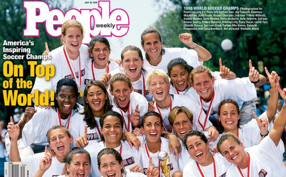 Girls US Soccer team
